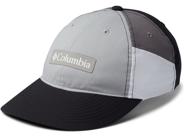 Columbia Ripstop Casquette, columbia grey/black/city grey white